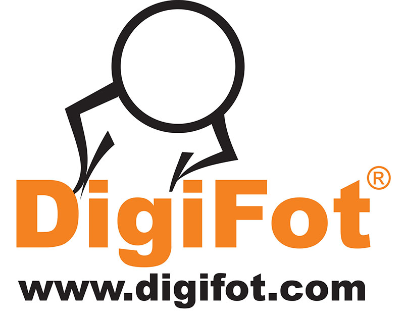 DigiFot logotip 2007 Corel